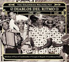 Diablos del Ritmo: The Colombian Melting Pot 1960-1985 by Various Artists...