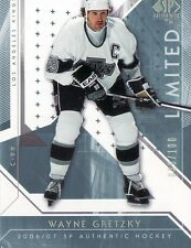 2006-07 WAYNE GRETZKY SP AUTHENTIC LIMITED PARALLEL CARD 026/100