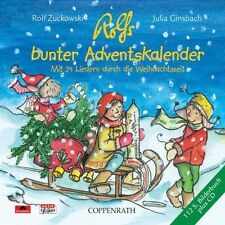 ROLF ZUCKOWSKI 'ROLFS BUNTER ADVENTSKALENDER' CD NEU