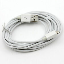 Extra Long 3M Micro USB 2.0 Data Sync Charger Cable For Android Phones & Tablets
