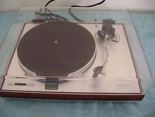 LUXMAN ULTIMATE STEREO COMPONENT TURNTABLE--PD 121