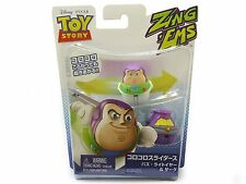 Toy Story Zing Ems Buzz and Zurg ( Twin Pack ) Disney Pixar - Mattel