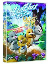 ZHU ZHU PETS - QUEST FOR ZHU DVD KIDS CHILDRENS MOVIE FILM Brand New UK Sealed