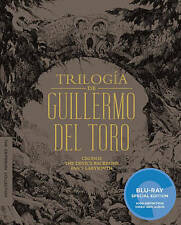 Trilogía de GUILLERMO DEL TORO *Blu-ray BOX *HALLOWEEN Criterion *PANS LABYRINTH