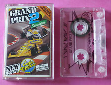 Amstrad CPC - Codemasters GRAND PRIX SIMULATOR 2 II 1989 *NEW!