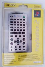 DVD remote control - Telecomando Sony playstation 2 PS2 colore grigio