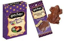 Jelly Belly Harry Potter Bertie Botts Beans & Chocolate Frog TLCC