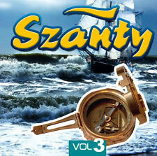 = SZANTY vol.3 / shanties / sealed CD