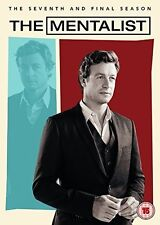 THE MENTALIST COMPLETE SERIES 7 DVD All Episodes Season Brand New and Sealed UK
