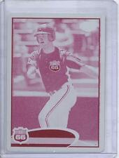 2012 Topps Pro Debut Jett Bandy Magenta Printing Plate..Only 1/1 in World