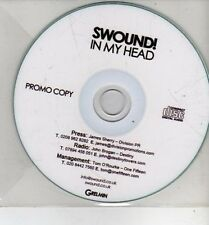 (CH924) Swound!, In My Head - DJ CD