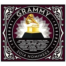 2014 GRAMMY Nominees GRAMMY Nominees Audio CD