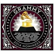 2014 GRAMMY NOMINEES NEW CD unopened Factory Sealed Compact Disc