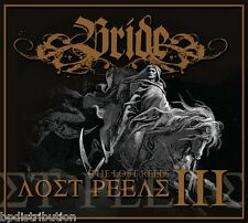 BRIDE - THE LOST REELS VOL. 3 (Retroarchives Edition) (2013, CD) Digi Remastered