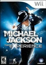 Brand New Game Wii Michael Jackson The Experience For Nintendo Wii