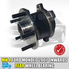 FORD MONDEO MK4 REAR WHEEL BEARING & HUB + ABS SENSOR 2007 onwards NEW All Model