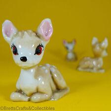 Wade Whimsies (1958/87) Hat Box/Disney's Series - Bambi - Bambi