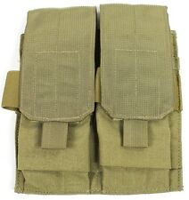 Eagle Allied Industries Molle SFLCS 2x2 Double M4 Mag Pouch MLCS SHINGLE DGLCS