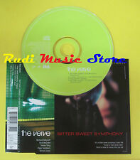 CD Singolo THE VERVE Bitter sweet symphony 1997 holland VIRGIN no lp mc dvd(S12)