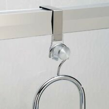 Forma Bathroom Shower Door Caddy Hook Durable  Stainless Steel mount Hang Towel