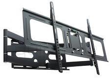TV-Wandhalterung, quipma350, schwenkbar, schwarz, 42-70 Zoll, bis VESA 600