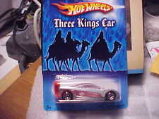 Hot Wheels Three Kings Car HW Prototype 12