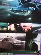 2002 Jaguar Original Print Ad-The New Jag Generation The X Type 2.5L-8.5 x 10.5""