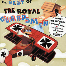 THE ROYAL GUARDSMEN // THE BEST OF // BRAND NEW CD! Snoopy's Christmas