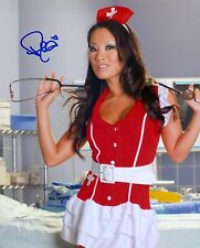 ASA AKIRA MODEL ADULT FILM STAR SIGNED AUTOGRAPH 8X10 PHOTO W/ PROOF