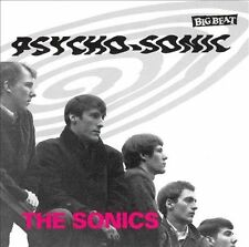 Psycho-Sonic by The Sonics, Sonics (The) (CD, Mar-1997, Ace)
