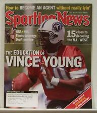 VINCE YOUNG TENNESSEE TITANS 2006 SPORTING NEWS