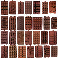 Chocolate mould/silicon chocolate mould/candy mold/ice cube mould/Any One