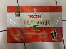 BOH PLANTATION CAMERONIAN GOLD BLEND TEA 60 TEABAGS FOIL SEALED - FS + TRACKING
