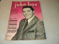 JUKE BOX 078 (1/4/63) ELVIS PRESLEY FRANCOISE HARDY PAUL ANKA RAY CHARLES ADAMO