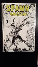 Spawn #221 Cover B Incentive Todd McFarlane Sketch Cover NM First Print ! Movie