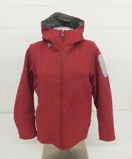 Salomon Advanced Skin High-Quality Red Hooded Soft Shell Jacket Women's Medium