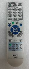 REMOTE CONTROL FOR NEC PROJECTOR NP201 NP201G NP40 NP41 NP41+ NP41G NP43 NP43G