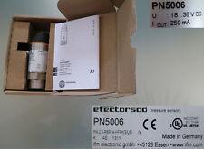 Ifm Electronic PN5006 Elektronischer Druckschalter Pressure sensors 4-3 #296
