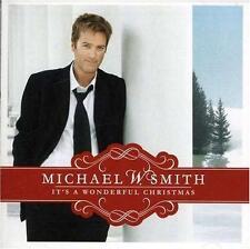 It's a Wonderful Christmas ~ Michael W. Smith ~ CD ~ Good