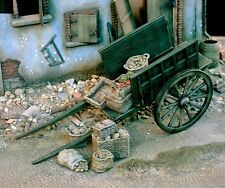 Verlinden 1/35 Farmer's Cart with Accessories (since ca. 1800s) [Farmyard] 1082