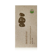 INNISFREE Jeju Volcanic Nose Pack - 1pack(6pcs) (New)