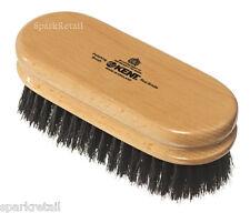 Kent Black Pure Bristle SHOE SHINE Beechwood Polishing/Buffing BRUSH (SHOE B)