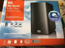 WD My Book Live Duo Personal Cloud Storage 6TB