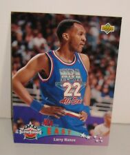 CARTE DE COLLECTION BASKET BALL EAST ALL STARS LARRY NANCE