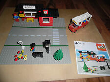 LEGO 379 Bus Station in OVP mit Anleitung