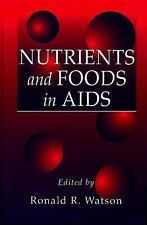 Nutrients and Foods in Aids (Modern Nutrition (Crc Pr))-ExLibrary