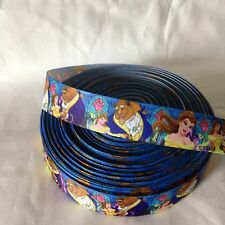 1 Meter Character Ribbon Bows Dummys Arts Crafts Shoes colourful Disney Belle