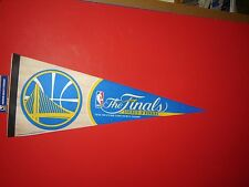 2016 Golden State Warriors Western Conference Champions NBA Basketball Pennant