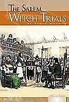 The Salem Witch Trials (Essential Events)-ExLibrary
