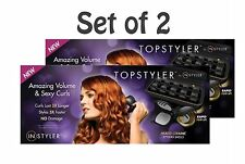 Topstyler Heated Ceramic Styling Shells Brand New in mail in order box Pack of 2